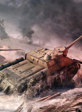 World of Tanks Key Art