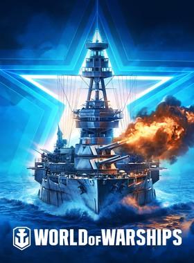 World of Warships Key Art