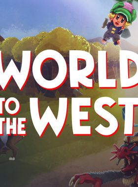 World to the West Key Art