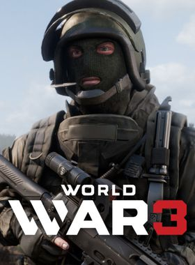 World War 3 Key Art