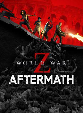 World War Z: Aftermath Key Art