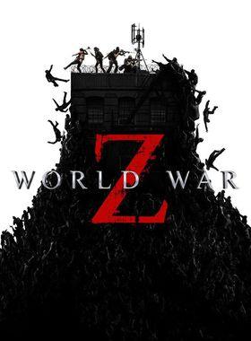 World War Z Key Art