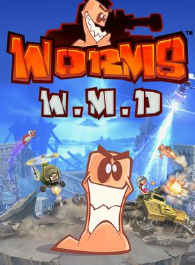 Worms W.M.D Key Art