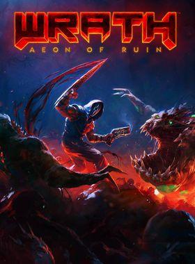 Wrath: Aeon of Ruin Key Art