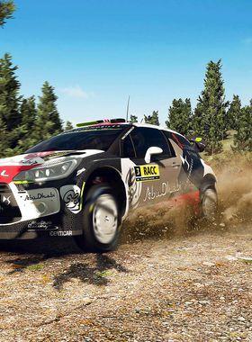 WRC 5 FIA World Rally Championship Key Art