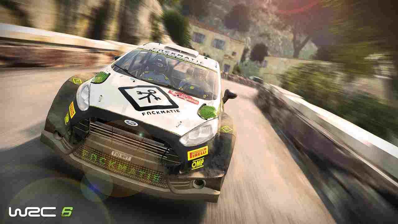 WRC 6 Thumbnail