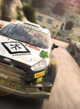 WRC 6 FIA World Rally Championship Key Art