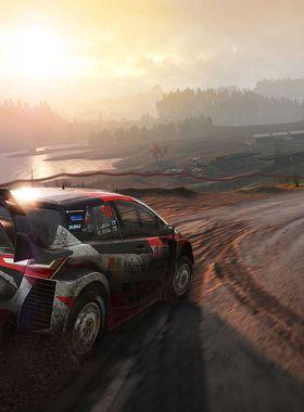 WRC 7  FIA World Rally Championship Key Art