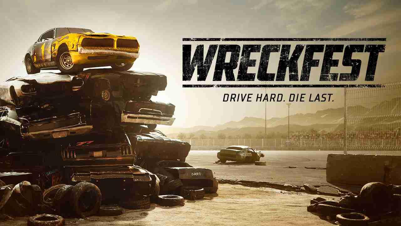 Wreckfest Background Image