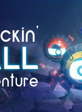 Wreckin' Ball Adventure Key Art