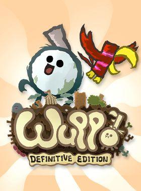 Wuppo Key Art