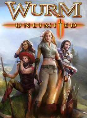 Wurm Unlimited Key Art