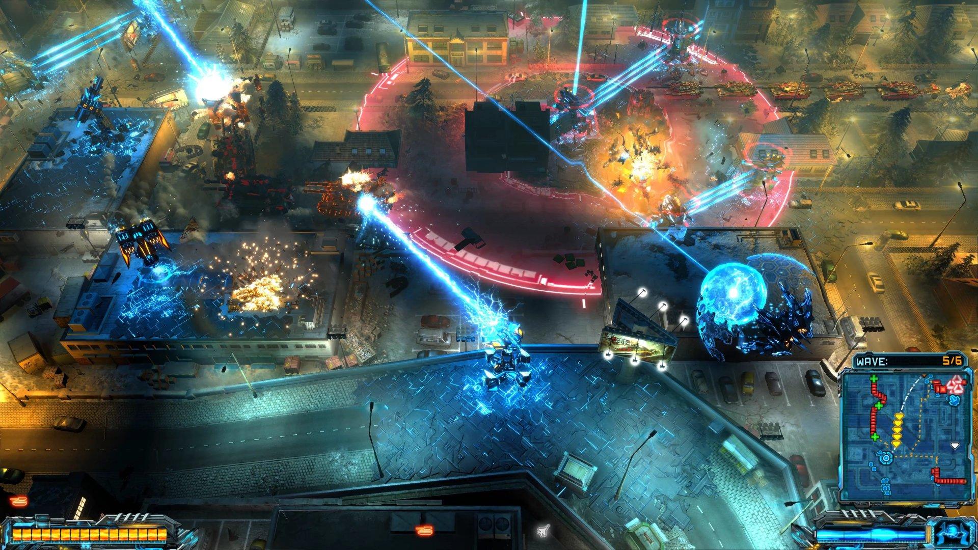 X-Morph Defense: European Assault