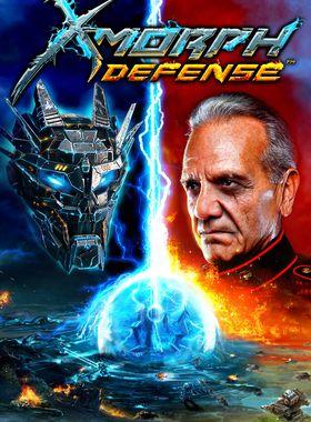 X-Morph: Defense Key Art