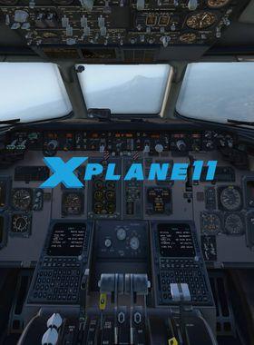 X-Plane 11 Key Art