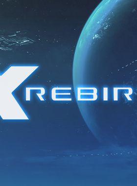 X Rebirth Key Art