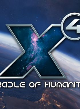 X4: Cradle of Humanity Key Art
