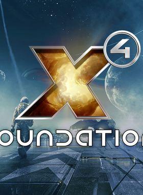 X4:Foundations Key Art