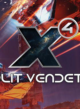 X4: Split Vendetta Key Art
