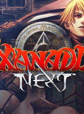Xanadu Next Key Art