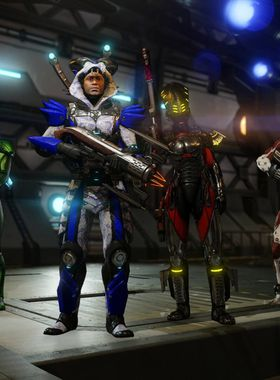 XCOM 2 - Alien Hunters Key Art