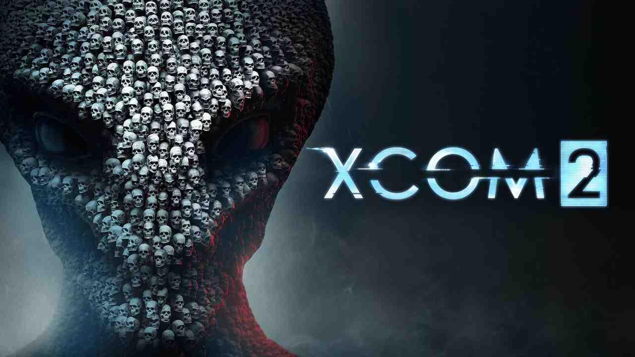 XCOM 2 Key Art