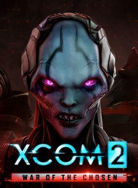 XCOM 2: War of the Chosen Key Art