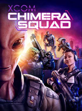 XCOM: Chimera Squad Key Art