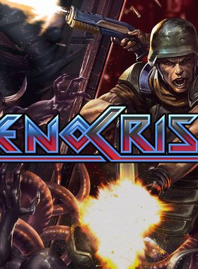 Xeno Crisis Key Art