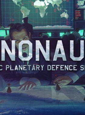 Xenonauts Key Art