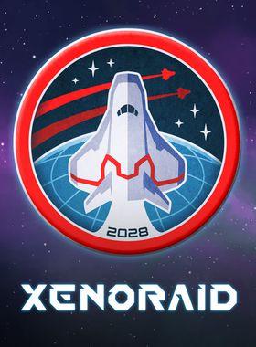 Xenoraid Key Art