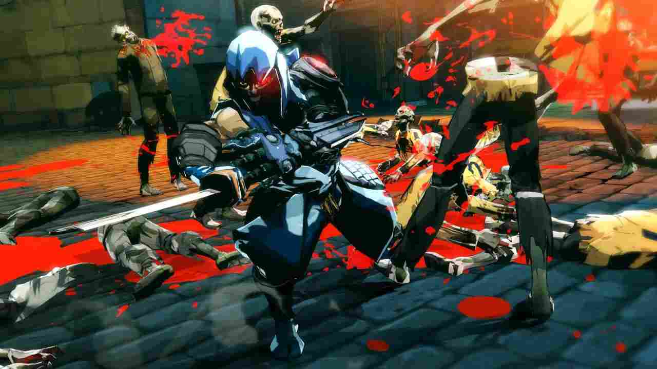 Yaiba: Ninja Gaiden Z Thumbnail