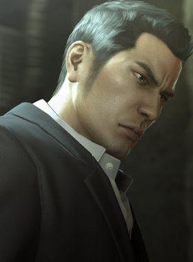 Yakuza 0 Key Art