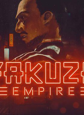 Yakuza Empire Key Art