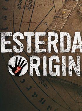 Yesterday Origins Key Art