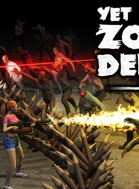 Yet Another Zombie Defense HD Key Art