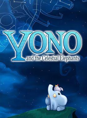 Yono and the Celestial Elephants Key Art