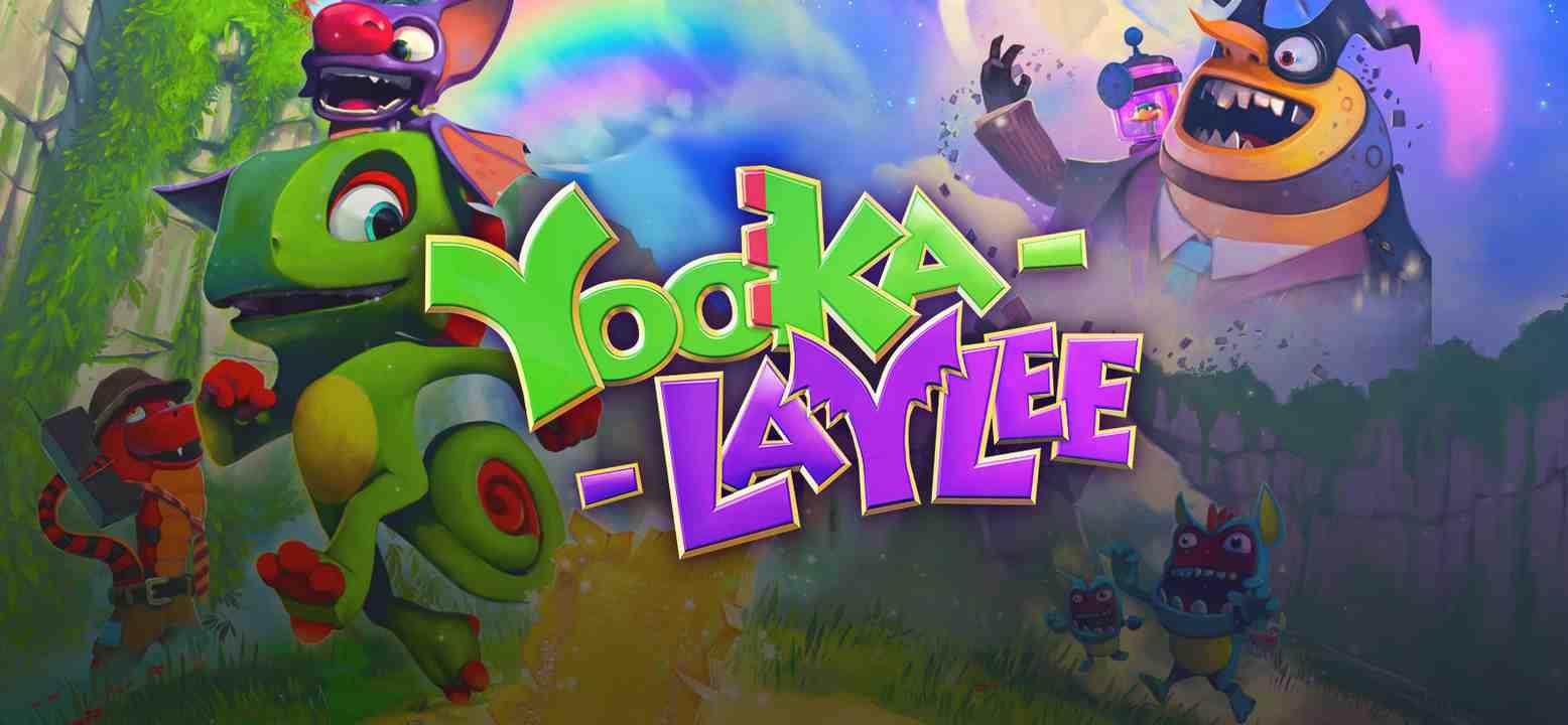 Yooka Laylee Thumbnail