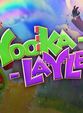 Yooka Laylee Key Art
