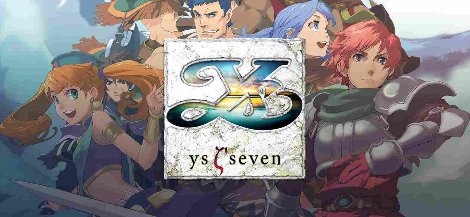 Ys SEVEN Background Image
