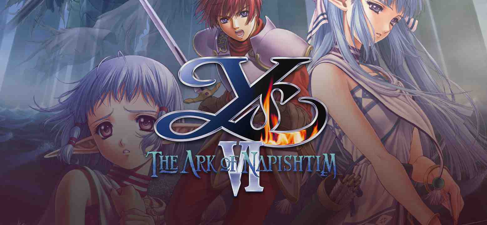 Ys VI: The Ark of Napishtim Background Image
