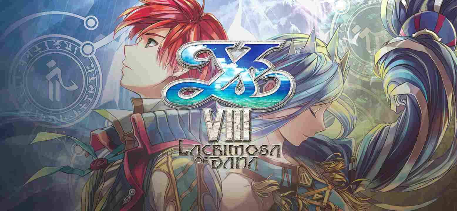 Ys VIII: Lacrimosa of DANA Background Image