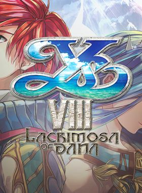 Ys 8: Lacrimosa of Dana Key Art