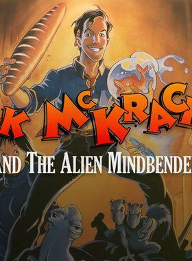 Zak McKracken and the Alien Mindbenders Key Art