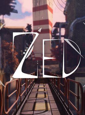 ZED Key Art