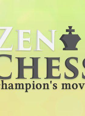 Zen Chess: Champion's Moves Key Art