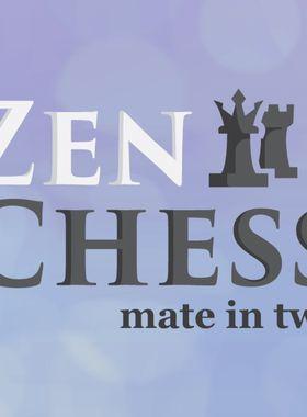 Zen Chess: Mate in Two Key Art