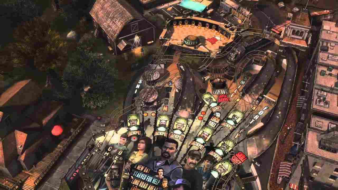 ZEN Pinball 2: The Walking Dead Thumbnail
