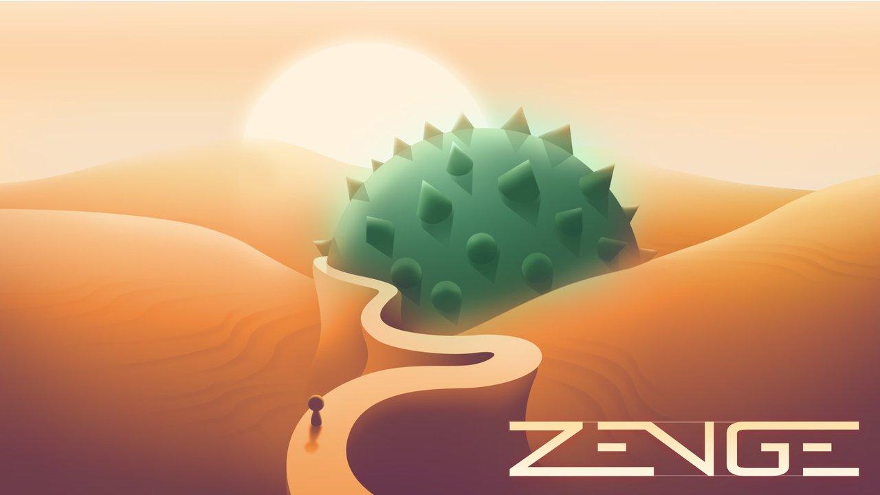 Zenge Background Image