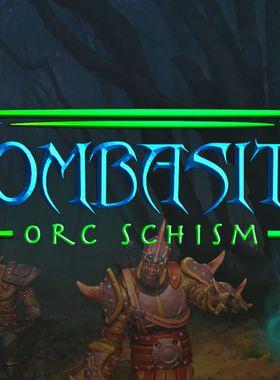Zombasite - Orc Schism Key Art
